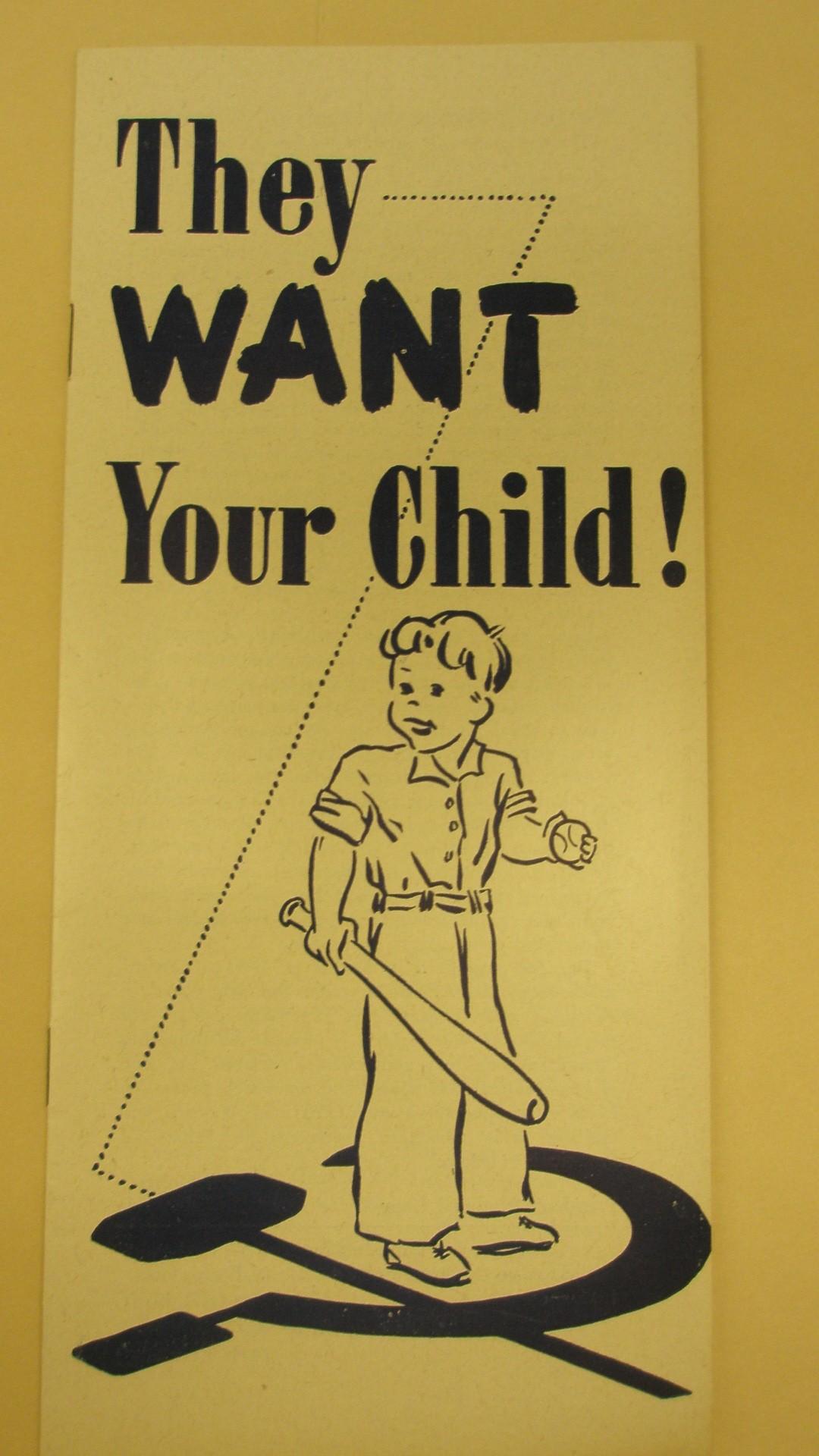 Anti Communist Propaganda 1920