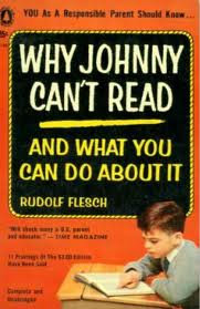 flesch why johnny cant read