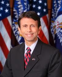 Image Source: Governor Jindal's webpage