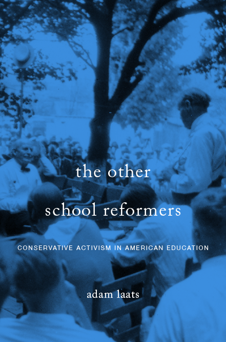 Interested in the history of educational conservatism?  Buy the book!