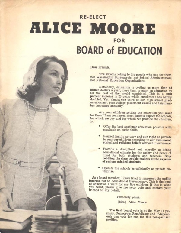 alice moore poster