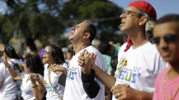 A growing force in Brazilian politics...
