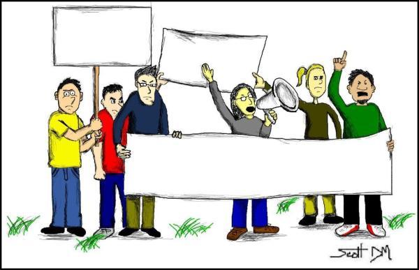 protestingoncampus