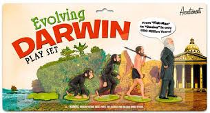 evolving darwin play set