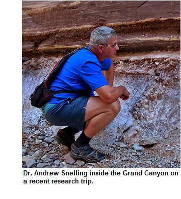 andrew snelling grand canyon