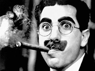 groucho marx surprised