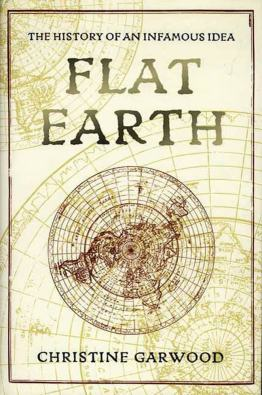 flat earth garwood