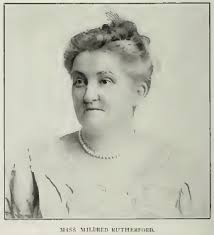 mildred rutherford 2