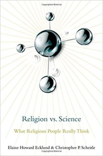 ecklund religion science