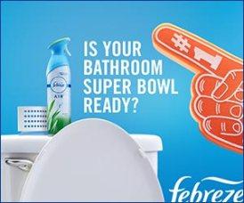 febreze superbowl ad