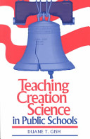 gish teaching creationism public schools