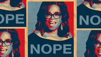 oprah president