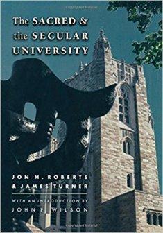 sacred secular university