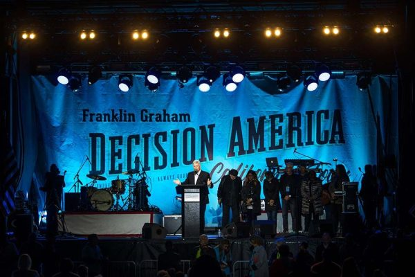 Franklin graham decision america 2018