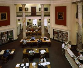 AAS reading room