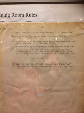 marion college rules c 1946 2