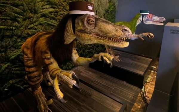 dinosaurrobo