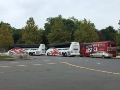 liberty busses at kavanaugh hearing