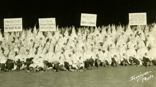 Fort worth KKK