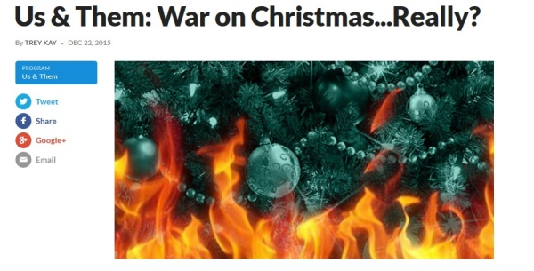 us and them war on christmas