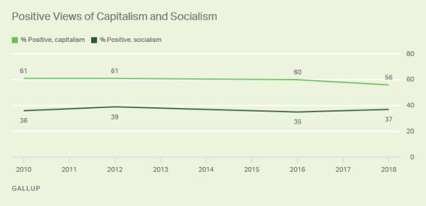 gallup socialism