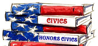 civics textbooks