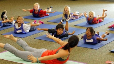 yoga in sschools