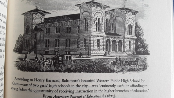 Baltimore High School Reese