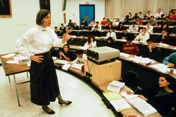 warren teaching at Penn early 1990s