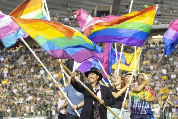 Houston chronicle Rice LGBTQ