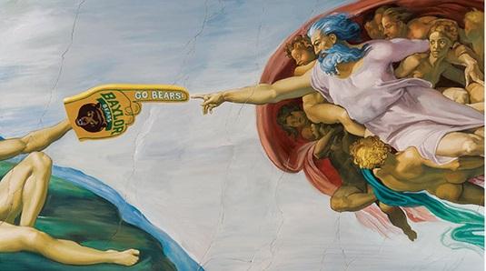 baylor creationism