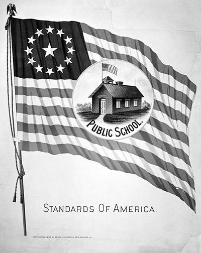 america school heiderich 1897